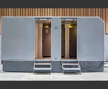 Xtra Luxe Toiletwagen